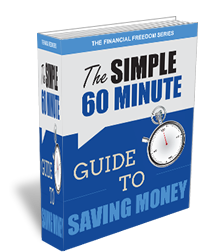 The Simple 60 Minute Guide To Saving Money