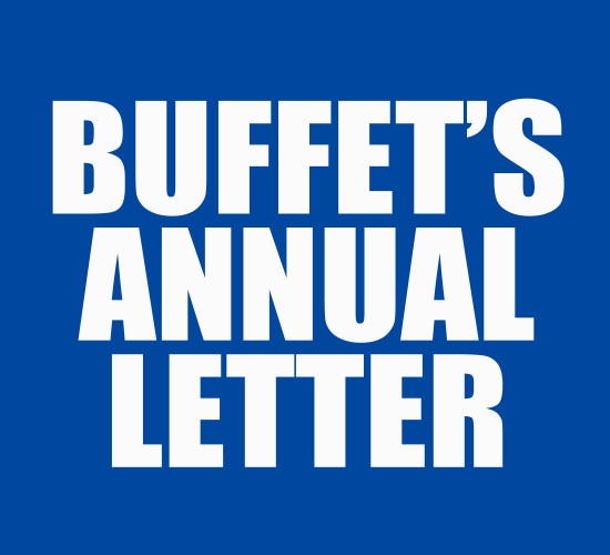 warren buffett annual letter warren buffett s annual shareholders letter lessons from 6686